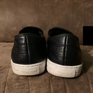 Coach Shoes - Coach Parkside Slide on Sneakers